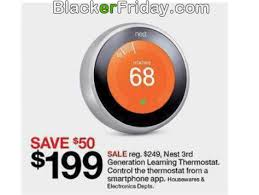 target black friday flier nest thermostat black friday 2017 sale u0026 deals blacker friday