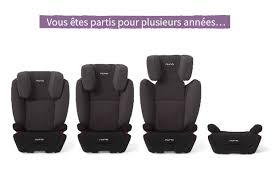 siege auto groupe 2 et 3 siège auto aace évolutif de 4 à 12 ans groupe 2 et 3 nuna