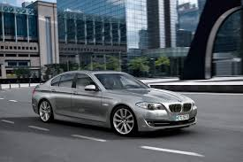 2011 bmw 5 series information and photos zombiedrive