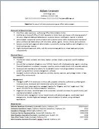 Functional Resumes Examples by Great Functional Resume Format 2016 2017 Resume 2016 Functional