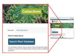 uc botanical garden launches portal updated website