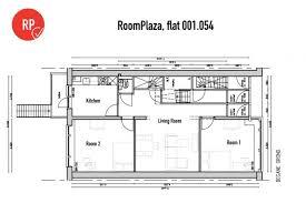 plan cuisine 11m2 roomplaza