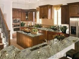 giallo ornamental granite countertop design yellow granite