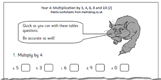 what u0027s new year 4 multiplication maths blog