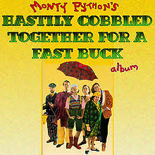 anorak the flying circus comes to town monty python u0027s hidden
