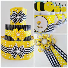 to bee baby shower to bee baby shower decor package bee cake