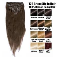 clip in hair extensions uk 18 20 22 24 inch brown 4 clip in human remy hair extensions