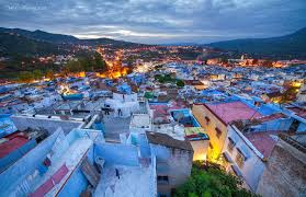 The Blue City Morocco by Chefchaouen The Blue Pearl By Dalia Al Ameen On 500px