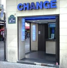 bureau de change international currency exchange châtelet