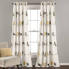 Zebra Print Curtain Panels Animal Print Curtains U0026 Drapes You U0027ll Love Wayfair