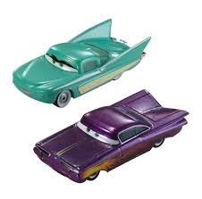 cars movie amazon com cars movie moments flo u0026 ramone toys u0026 games