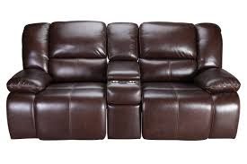 Electric Reclining Loveseat Amarillo Power Reclining Leather Loveseat