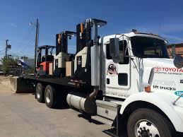 toyota service truck forklift rentals tulsa u0026 muskogee southern material