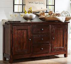 pottery barn buffet table marvelous buffet table furniture