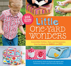 Books On Sewing Clothes Crafty Moms Share Little One Yard Wonders Book Review