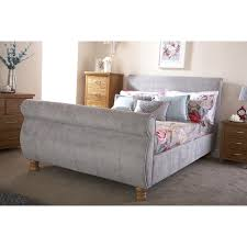 Tufted Bed With Storage Bedrooms Fill Your Bedroom With Remarkable Tufted Sleigh Bed For