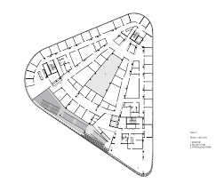 Floor Plan Of Auditorium Wing Rdhs Designs An Auditorium With A Slanted Glass Facade