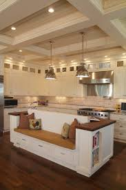 Kitchen Island With Built In Seating Kitchen Island Bench Ideas Kitchen Modern With Kitchen Island With