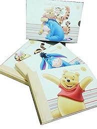 winnie the pooh photo album winnie the pooh photo album set co uk toys