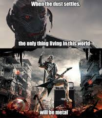 Villain Meme - ultron is my favourite marvel villain by chillybreeze meme center