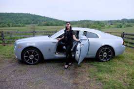 rolls royce wraith umbrella experiencing the 2016 rolls royce wraith u2013 be car chic