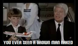 captain oveur to joey in airplane 1980 have you seen the movie