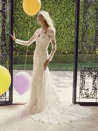 top six long sleeve wedding dresses from casablanca bridal blog