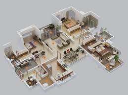 Apartment Unit Floor Plans by Download 3 Bedroom Unit Floor Plans Buybrinkhomes Com