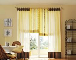 gardinen ideen wohnzimmer modern haus design ideen