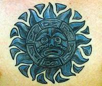 design history 2008 at kingscliff tafe aztec u0026 mexican tattoo art 7