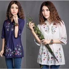 aliexpress com buy women u0027s clothing cotton spring ethnic 70s