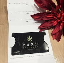 salon gift card your store concepts salon gift card 250