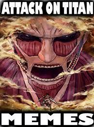 Funny Attack On Titan Memes - attack on titan memes ultimate funny memes memes free anime