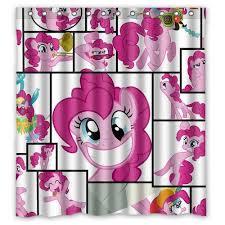 2018 cute lovely pinkie pie my little pony design waterproof