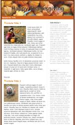 my newsletter builder exles for templates email