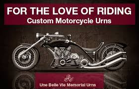 motorcycle urns custom urns for motorcycle enthusiasts