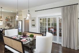 decor window treatment ideas for sliding glass doors front door