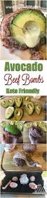 Keto Cheesecake Fluff by Keto Friendly Avocado Beef Bombs Recipe It Doesn U0027t Get Much More