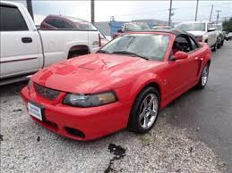 mustang cobras for sale ford mustang svt cobra for sale in maryland carsforsale com