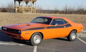 dodge challenger 1970 orange 1970 dodge challenger coupe aucton results 21 000