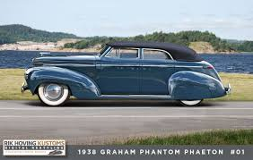 1930s phantom car 38 graham phaeton custom car chroniclecustom car chronicle