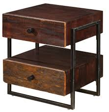 light wood contemporary night stands metal nightstand finest four hands wood and night stand for inside