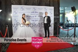 wedding backdrop banner step and repeat banner carpet backdrop media wall