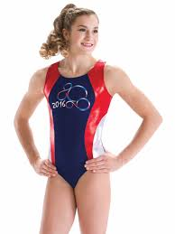 spirit halloween uniform rio u0026 usa racerback leotard