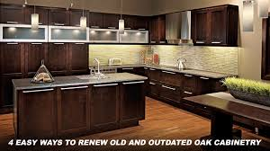 how to update honey oak kitchen cabinets 4 easy ways to renew and outdated oak cabinetry the