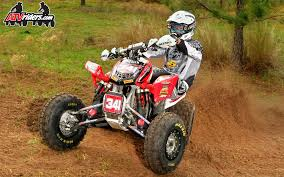 atv motocross videos atvriders com brian wolf honda 450r sport atv motocross atv