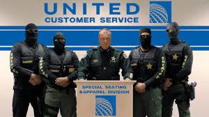 Service Desk Officer At United Costumer Service Desk