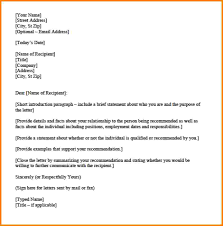 7 personal letter template receipt templates