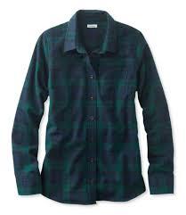scotch plaid shirt slightly fitted