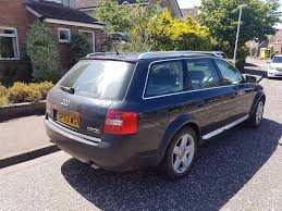audi allroad 2 5 tdi manual new mot in st andrews fife gumtree